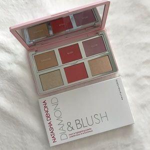 Natasha Denona Diamond and blush palette